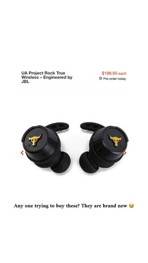 WIRELESS HEADPHONES for Sale in San Bernardino, CA