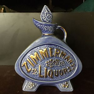 Vintage Jim Beam Whiskey decanter ~ Empty for Sale in Fresno, CA