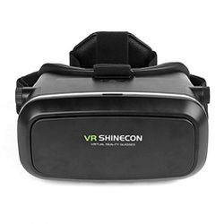 VR Headset 3D glasses by Shinecon for phones up to 8 series in size for Samsung and Apple. Adj strap, comfortable to wear. I have 40 Of These for Sale in Laguna Niguel,  CA