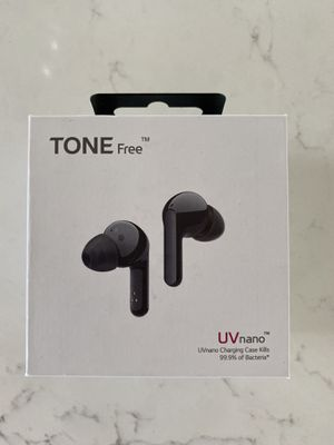 LG Tone Free - Sealed Brand New for Sale in San Diego, CA