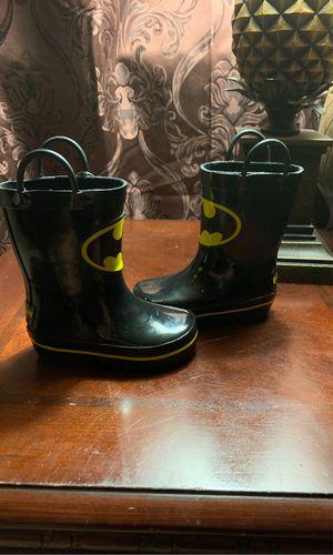 New Batman Rain boots for Sale in Scottsdale, AZ