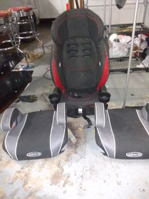 Car seat and boosters for Sale in Colorado Springs, CO