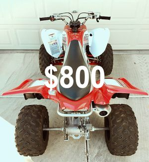 URGENT$800 For sale 2008 Yamaha Raptor Clean tittle Runs and drives great.,no issues! clean title Very clean. for Sale in Baton Rouge, LA