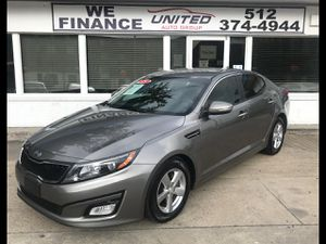 2015 Kia Optima for Sale in Austin, TX