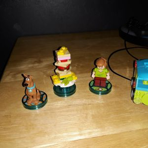 Lego Dimensions Scooby Doo And Harry Potter Set for Sale in Shelbyville, TN