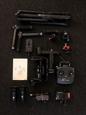DJI Ronin-M 3-Axis Handheld Gimbal for Sale in Long Beach, CA
