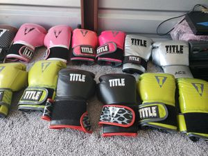 Boxing gloves for Sale in Herndon, VA