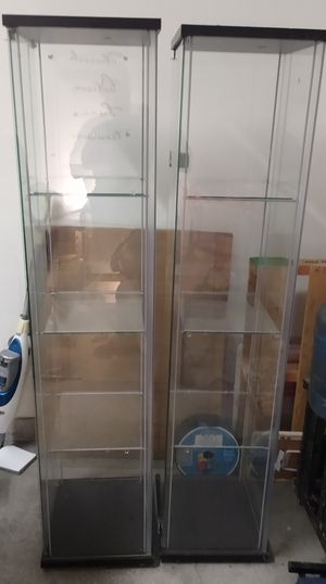 Glass cabinets for Sale in Riverside, CA