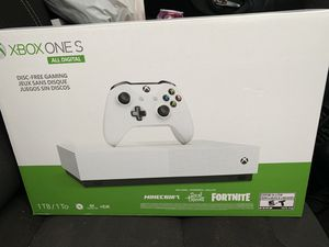 XBOX ONE S - BRAND NEW for Sale in Fresno, CA