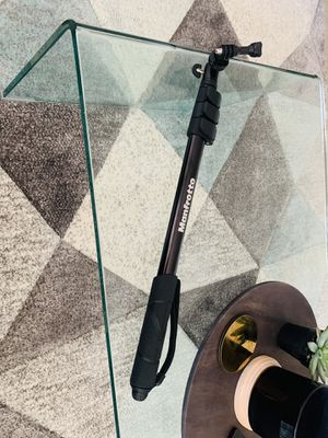 Monopod and Pole. Selfie stick. for Sale in Norfolk, VA