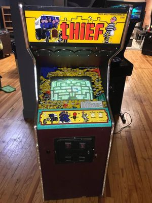 Thief Arcade Game for Sale in Hudson, OH