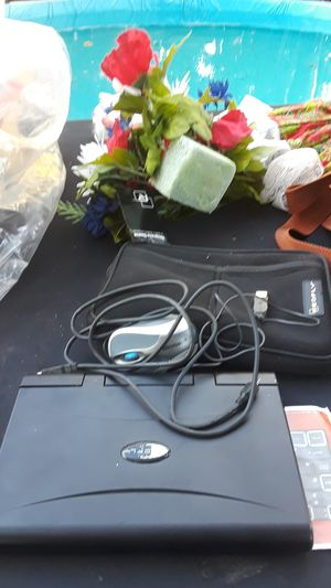 Red fly mini computer no cord $10 as is if something wrong with your item 100% money back for Sale in Stockton, CA