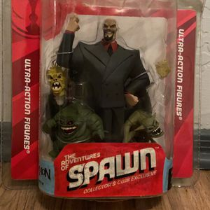 the adventures of spawn action figure for Sale in San Tan Valley, AZ