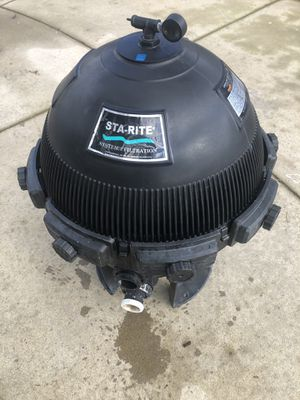Sta rite pool spa filter for Sale in Folsom, CA
