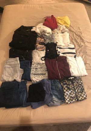 Size 4/5 pants S/M shirt for Sale in San Diego, CA