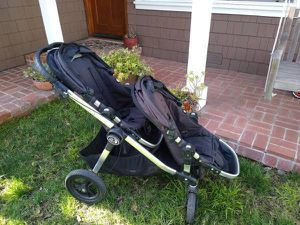 City select double stroller for Sale in Manhattan Beach, CA