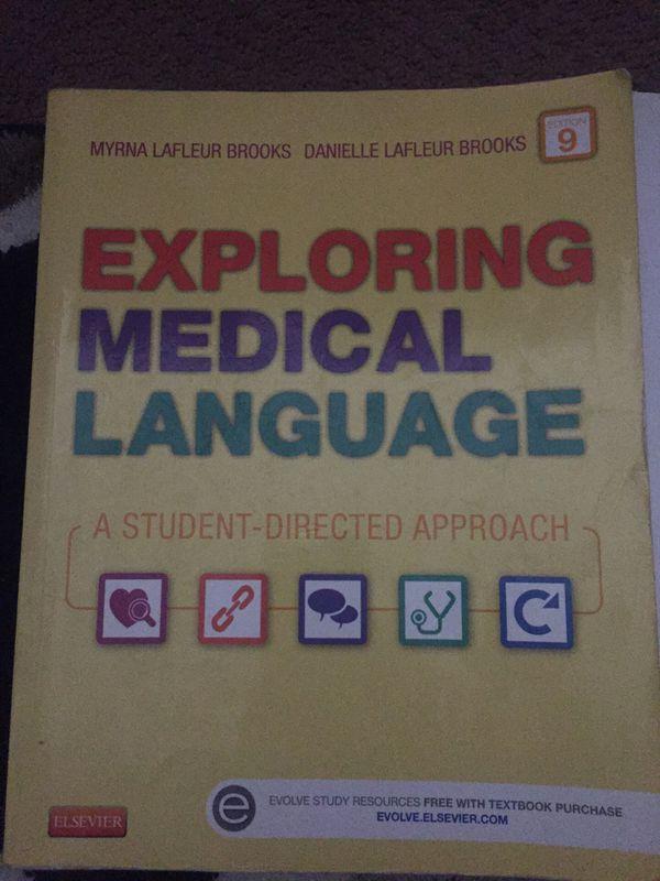 Exploring Medical Language edition 9