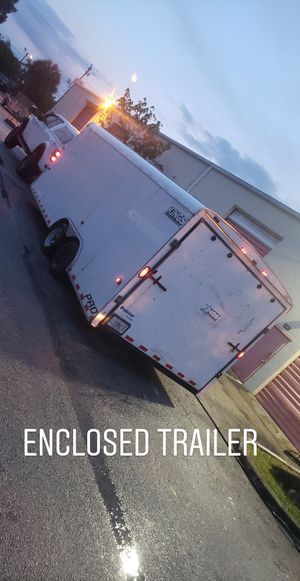 2012 Pace Enclosed for Sale in Lauderhill, FL