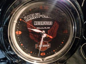 Official Harley Davidson clock and pressure gauge. for Sale in Boston, MA