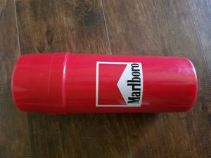 Vintage Marlboro thermos for Sale in Fremont, CA