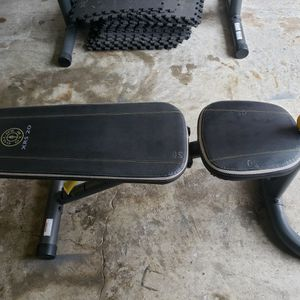 Gold's Gym XRS 20 Olympic Bench for Sale in Pasadena, TX