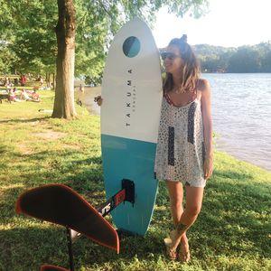 "Surfboard / Foilboard Takuma, DBS 6""1 - Great condition! for Sale in Austin, TX"