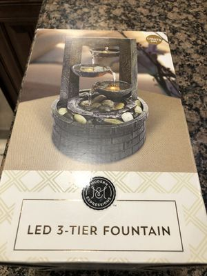 LED fountain for Sale in City of Industry, CA
