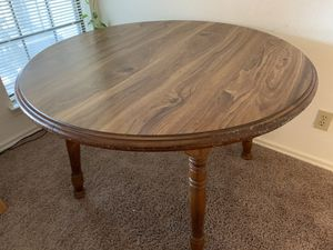 Kitchen/Dining table - Solid wood for Sale in Carrollton, TX