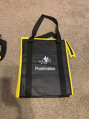 Postmates Bag for Sale in Santa Ana, CA
