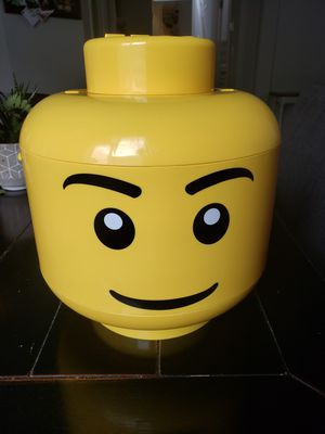 Lego Head Sort and Store for Sale in Stanwood, WA