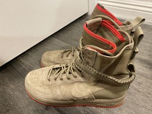 NIKE Mens SF-AF1 Air Force Military Boot Size 11 for Sale in Garden Grove, CA