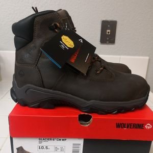 Brand new Wolverine Composite Toe work Boots for Sale in Jurupa Valley, CA
