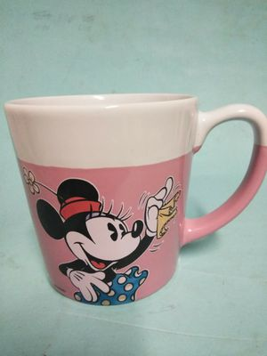 "Large Disney ""Minnie Mouse"" coffee mug for Sale in Wolcott, CT"