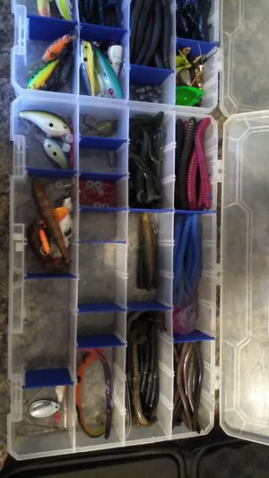 Bass lures for Sale in Indianapolis, IN