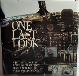 "Hardback Book ""One Last Look"" Collector Edition for Sale in Buford,  GA"