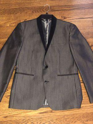 Gray w/ Black Lapel Blazer - Medium / 40 Reg. for Sale in Highland Hills, OH