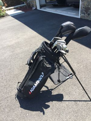 Adams Golf club set w/bag for Sale in Woodbridge, VA