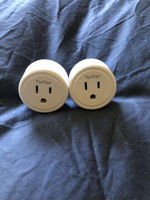 TanTan Smart Plug x2 for Sale in Columbus, MS