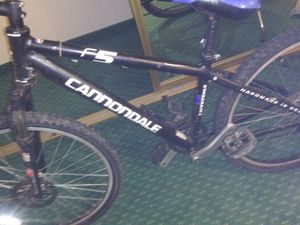 F5 cannondale bike for Sale in Waterford, CA