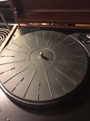 Vintage Sharper Image turntable/amfm/ CD player.. for Sale in Durham, NC