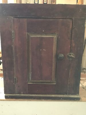 Antique built in cabinet from 1700's. Rare for Sale in Pepperell, MA