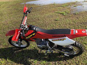 2002 Honda dirt bike XR80R for Sale in Del Valle, TX