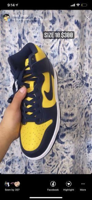 Nike Sb size 10 for Sale in Santa Ana, CA