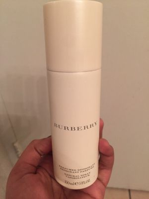 BURBERRY PERFUMED DEODORANT-150ml for Sale in Cleveland, OH