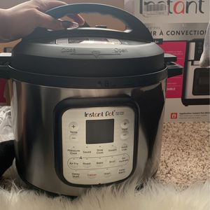 Instant Pot Duo Crisp And Air Fryer for Sale in Lewisville, TX