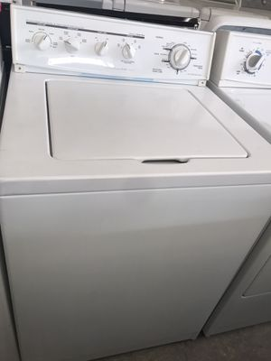 Used, matching set kitchen Aid washer & electric dryer, heavy duty , super capacity plus, great condition for Sale in San Jose, CA