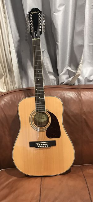 12 String Acoustic Guitar $120.00 for Sale in San Jose, CA