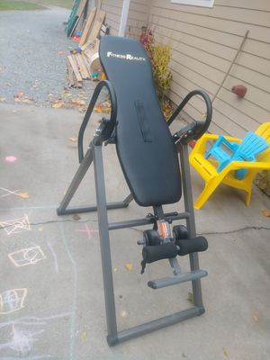 Inversion table for Sale in Manson, WA