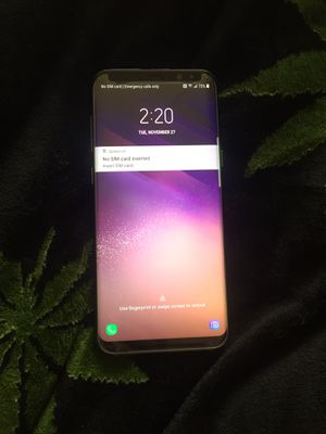 Samsung galaxy s8+ for Sale in Sanger, CA