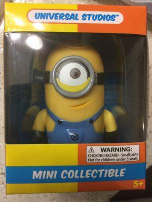 Despicable Me Minion action figure collective Universal Studios UniMini for Sale in Orlando, FL